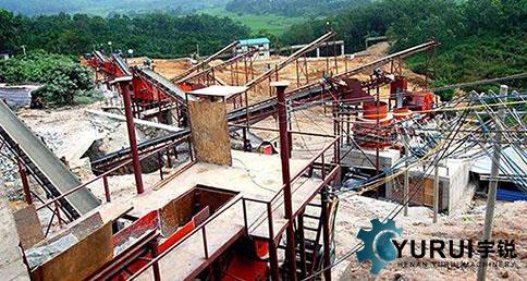 铜矿选矿生产线